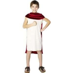 Roman Man Child Costume   Large (9 12 Years) Toys & Games