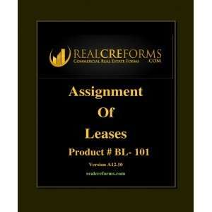 Assignment Of Lease Office Products