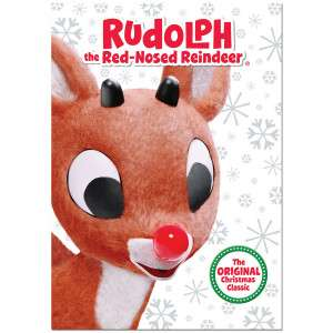 Rudolph the Red Nosed Reindeer Christmas Movie Classic DVD  Shop