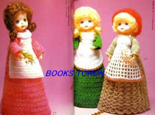 Bottle Doll Easy! Happy/Japanese Craft Pattern Book/150