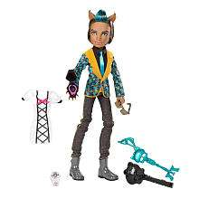 Monster High Sweet 1600 Doll   Clawd Wolf   Mattel