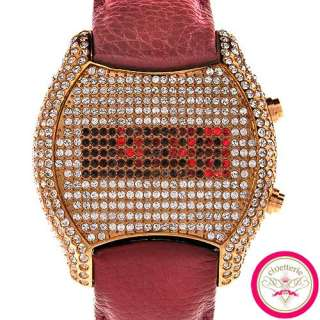 GINZA Collection Brand New Ladies Watch With Genuine Crystals