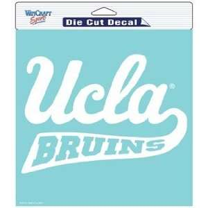 NCAA UCLA Bruins 8 X 8 Die Cut Decal
