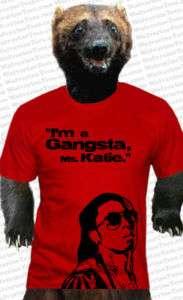 Lil Wayne Im a Gangsta, Ms. Katie Weezy T shirt