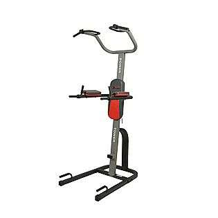 Deluxe Power Tower with Retractable VKR  Elite Fitness Fitness