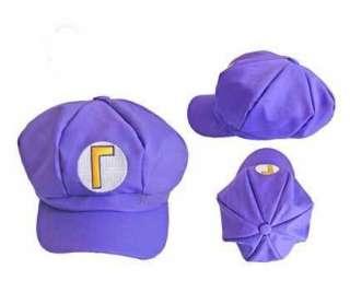 Super Mario Bros Anime Cosplay M & L Hat Brand New Cap