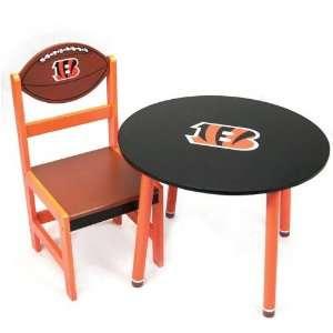 Cincinnati Bengals Team Table