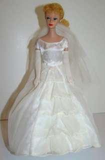 Vintage Mattel Barbie Dressed Box Doll Brides Dream