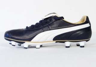 Puma King Mens Leather Soccer Cleats Shoes NEW