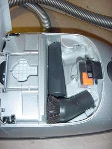 MIELE PLATINUM LIMITED EDITION CANISTER VACUUM CLEANER MODEL S344i