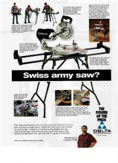 AD   Swiss Army Saw? Sidekick 10 Sliding Compound Miter Saw AD