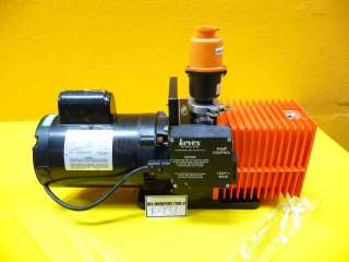 Alcatel Vacuum Rotary Vane Pump 2008A need rebuild