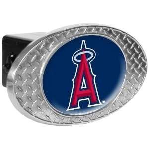 Los Angeles Angels of Anaheim Metal Diamond Plate Trailer