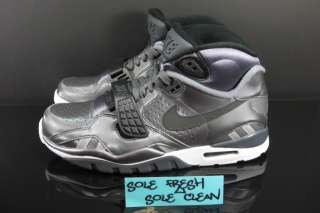 443575 010] Nike Air Trainer SC 2 ll Gunmetal Metallic Dark Grey