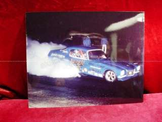 1960s DRAG RACE FUNNY CAR PHOTO Jungle Jim CHEVY NHRA 3