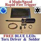 RAPIDFIRE 8 Mode BURST MOD CHIP KIT XBOX 360 Controller