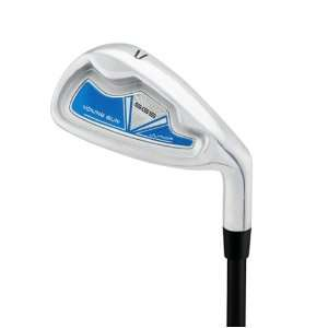 Young Gun SGS Junior Single 8 Iron Blue Ages 6 8 Graphite Shaft