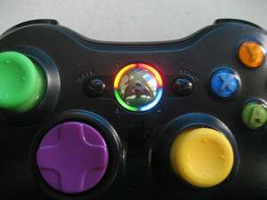 Xbox 360 Rapid fire Controller 4 LEDs for MW2 BLACK OPS