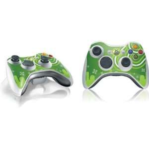 Vinyl Skin for 1 Microsoft Xbox 360 Wireless Controller Video Games