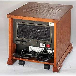 Stealth 4 1000 TO 1100 Square Foot Quartz Infrared Heater  Lifesmart