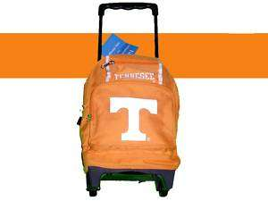 TENNESSEE VOLUNTEERS KIDS SMALL CAMPUS ROLLING BACKPACK