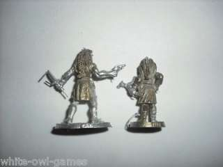 Werewolf the Apocalypse Homid and Glabro Figures