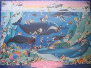 HEYE Puzzle BLACHON 1000Pcs Cartoon Classics OCEAN NEW