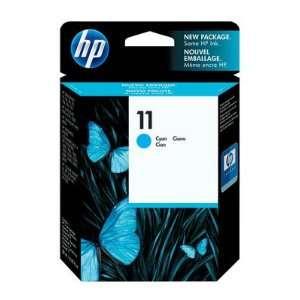 Hewlett Packard 11 Ink Cyan 2350 Yield Electronics