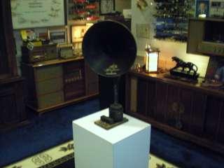 MAGNAVOX R 3 ANTIQUE RADIO LOUDSPEAKER SPEAKER CIRCA 1923 MUSEUM