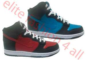 Mens Nike Dunk High or Nike Delta Force High Tops