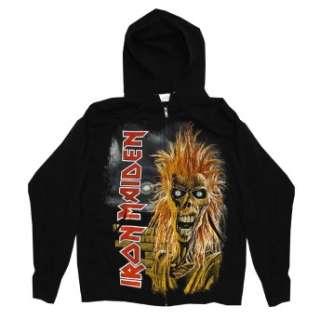 Killers Album Cover Rock Band Zip Up Hoodie Hooded Sweatshirt