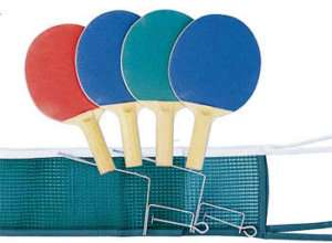 Table Tennis Four Player Set