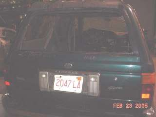 TRANSFER CASE TOYOTA 4 RUNNER PICKUP 1992 92 93 94 95