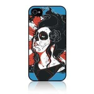 Slim Hard Case Cover   Dia De Los Muertos Cell Phones & Accessories