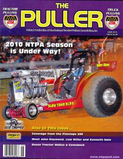 The Puller NTPA Truck Tractor Pulling Magazine Jun 2010