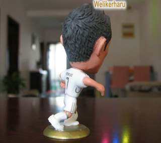 of the Year Cristiano Ronaldo Real Madrid Jersey Toy Figure