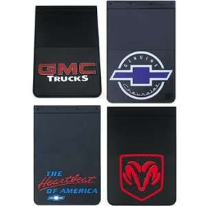 GMC/Ford/Dodge/Chevy/Taz/Harley Mud Guards by PlastiColor   MUD GUARD