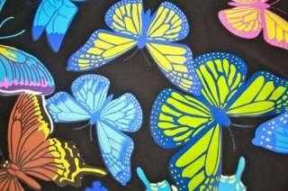 NEW Large Butterfly Beach Bag Shopper Tote Handbag Trusted Australian