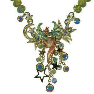 Kirks Folly Draco Dreams Necklace Dragon