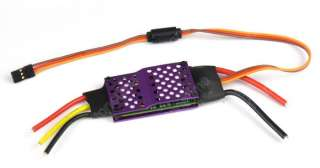 40A ESC Motor Speed Controller For Rc 450 Helicopter