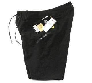 Quiksilver Cypher Series Forefront 4 Way Stretch Black Board Shorts