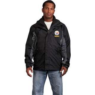 Pittsburgh Steelers Outerwear Reebok Pittsburgh Steelers Mountain Trek