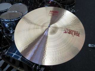 Ride Cymbal   Reverend Als Big Ride ALEX VAN HALEN! In Stock!