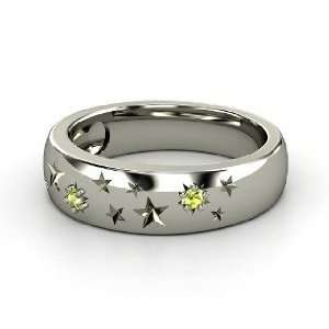Written in the Stars Ring, Sterling Silver Ring with