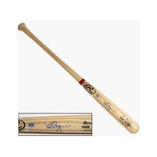 Mark McGwire Hand Signed Baseball Bat