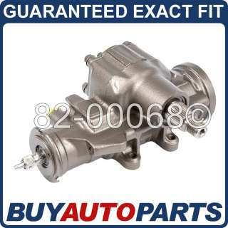 QUICK RATIO GM & AMC POWER STEERING GEARBOX GEAR BOX