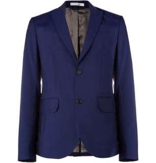 Clothing  Blazers  Single breasted  Slim Fit Wool