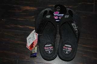 NEW Skechers Tone Ups Shadow Box Womens Thong Sandal 38701 Pink Slate