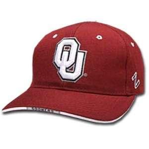 Oklahoma Sooners Zephyr Gamer Adjustable Hat