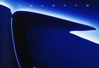 2004 Chevrolet Corvette NEW Sealed Sales Brochure Book